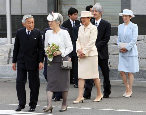 日本皇太子妃雅子 王妃纪子