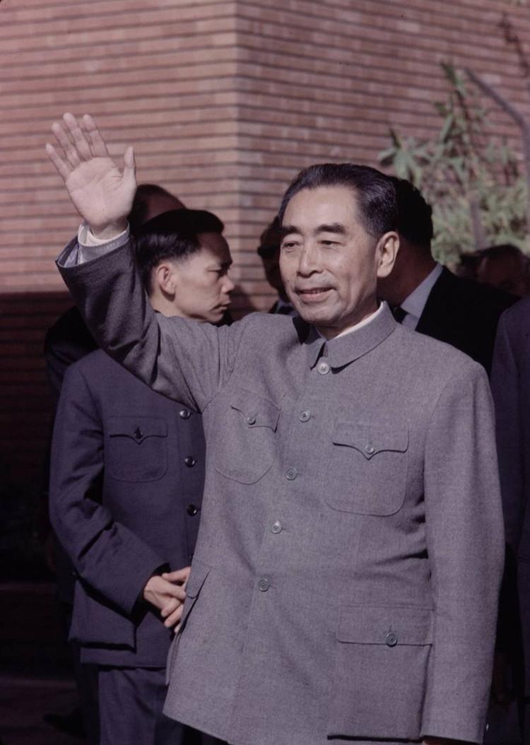匪夷所思:周总理火化时的灵异事件 - jinjingna2008 - jinjingna2008的博客