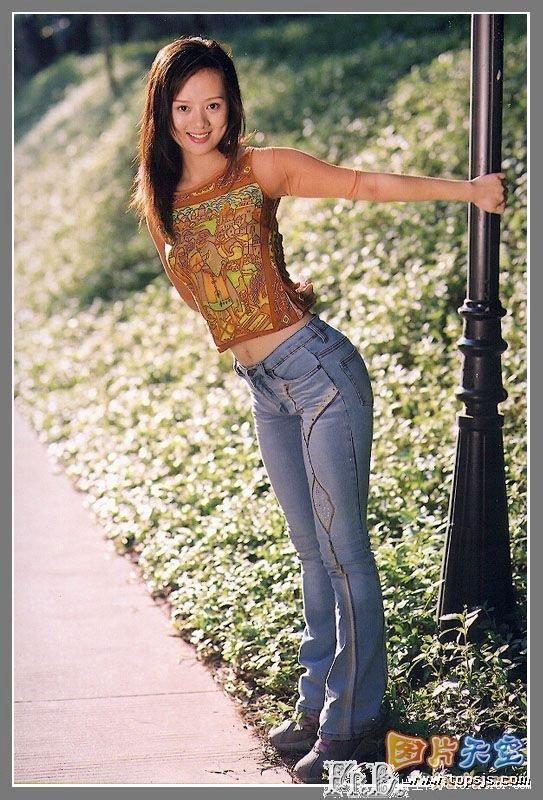 来自于 牛仔裤美女>的照片