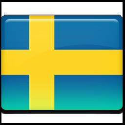 国旗 产品参考信息   瑞典国旗图标|所有国家的国旗   瑞典国高清图片