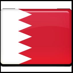 巴林国旗图标 所有国家的国旗 高清图片