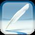 白色羽毛动态壁纸 個人化 App LOGO-硬是要APP