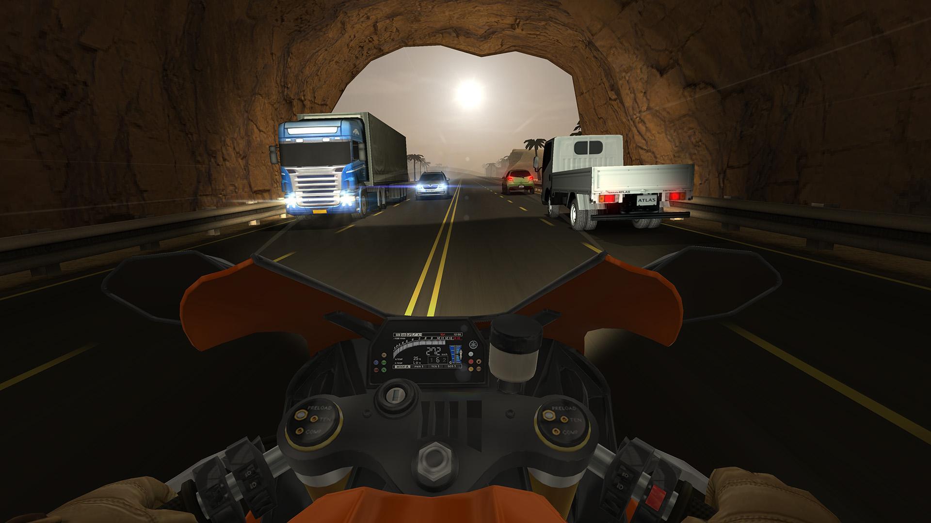 公路骑手-应用截图