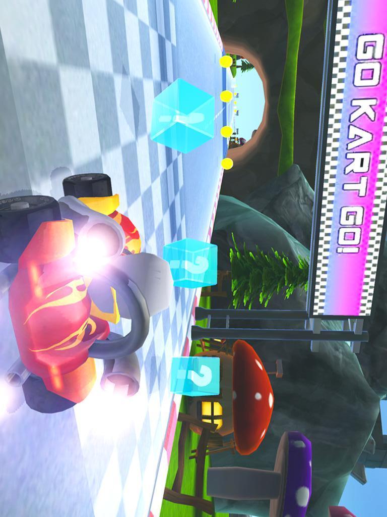 新卡丁赛车 賽車遊戲 App-癮科技App
