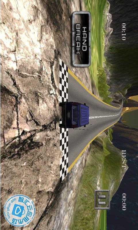 玩賽車遊戲App 爬坡3D车赛免費 APP試玩