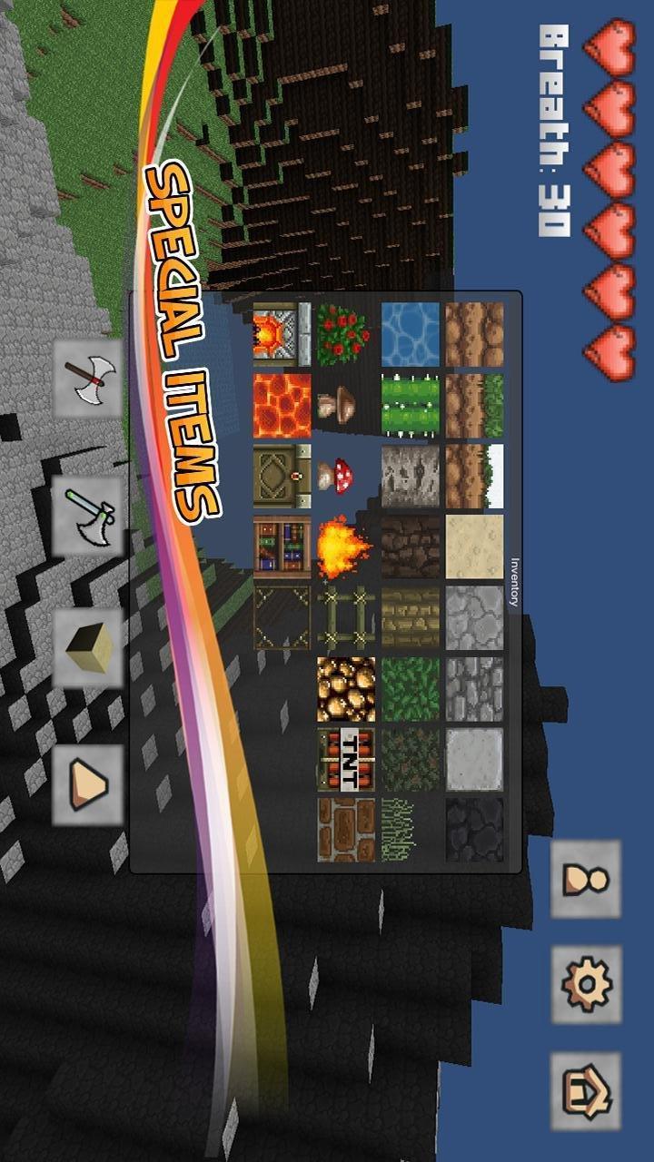 我的沙盒世界游戏软件-应用截图