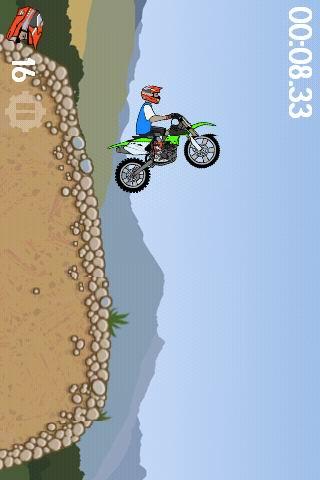 山地摩托(中文版)|玩賽車遊戲App免費|玩APPs