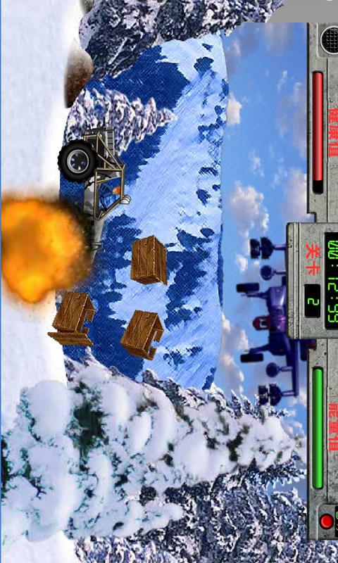 免費下載賽車遊戲APP|光头强雪山越野 app開箱文|APP開箱王