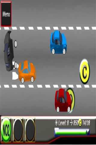 赛车游戏 Survival Challenge Racing Game