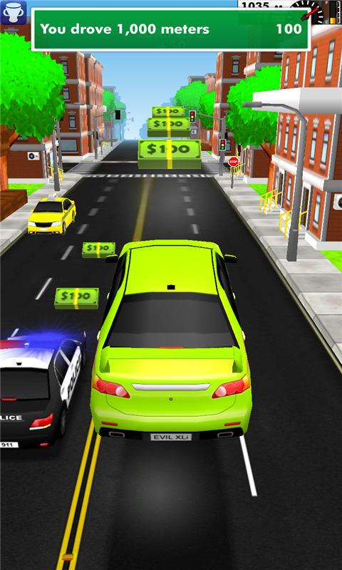 【免費賽車遊戲App】3D警匪赛车-APP點子