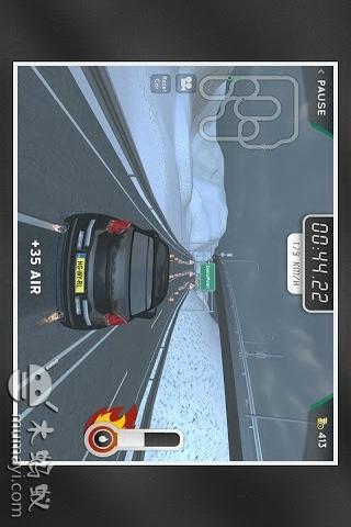 高速赛车 Highway Rally|玩賽車遊戲App免費|玩APPs