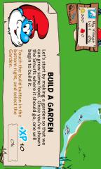 【免費遊戲App】蓝精灵村庄-APP點子