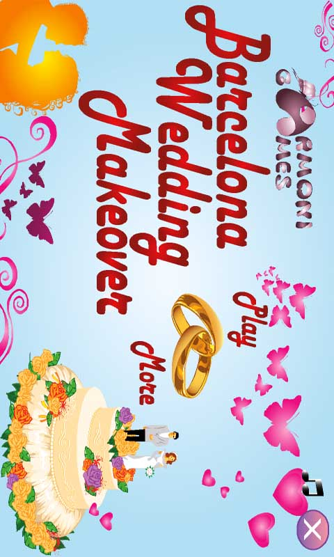 巴塞罗那婚礼化妆游戏|玩遊戲App免費|玩APPs