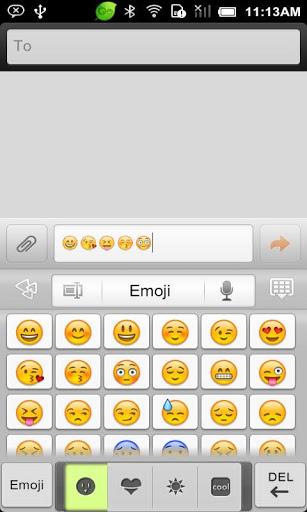 Emoji-GO输入法插件
