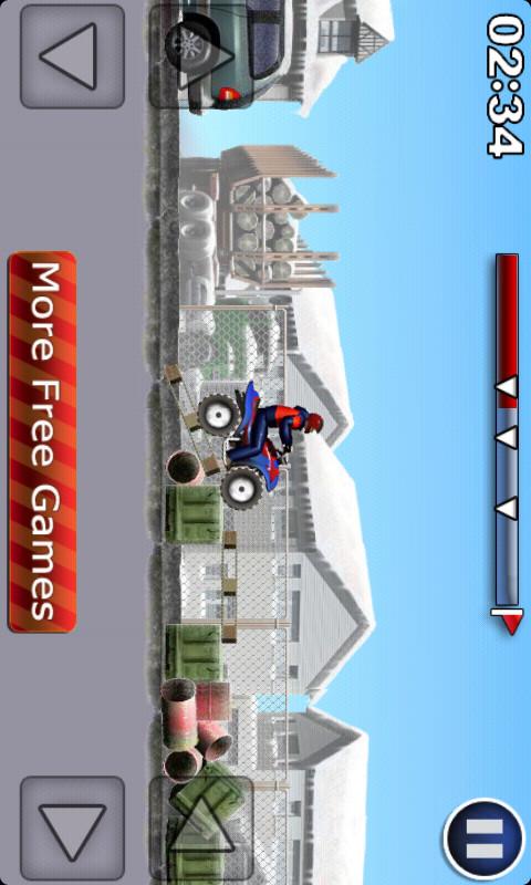 极限雪地越野 玩賽車遊戲App免費 玩APPs