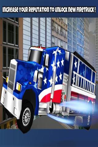 玩賽車遊戲App|3D消防车免費|APP試玩