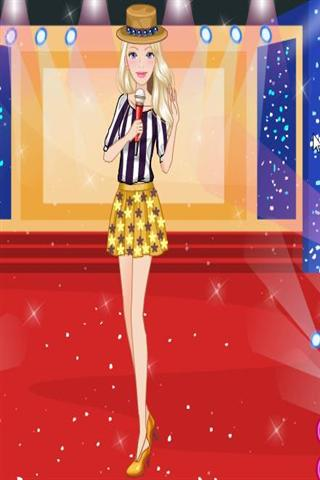 芭比打扮 Barbie Superhost dress up|玩遊戲App免費|玩APPs