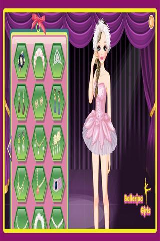 芭蕾女孩装扮 玩遊戲App免費 玩APPs