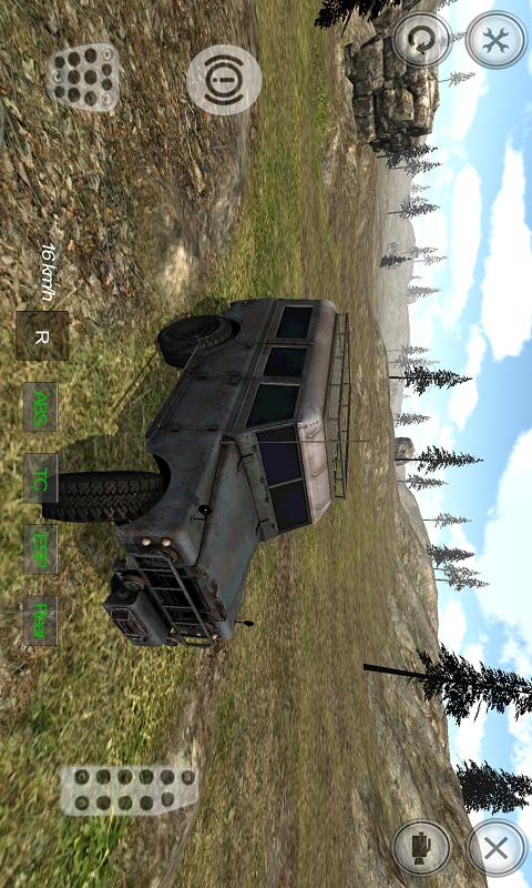 玩賽車遊戲App|SUV山地驾驶3D免費|APP試玩