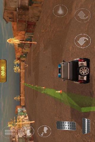疯狂的警车 賽車遊戲 App-愛順發玩APP
