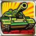 坦克-现代防卫(中文版) 遊戲 App LOGO-APP試玩