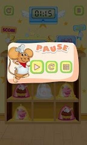 【免費遊戲App】老鼠厨师-APP點子