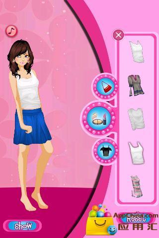 美眉装扮 遊戲 App-癮科技App