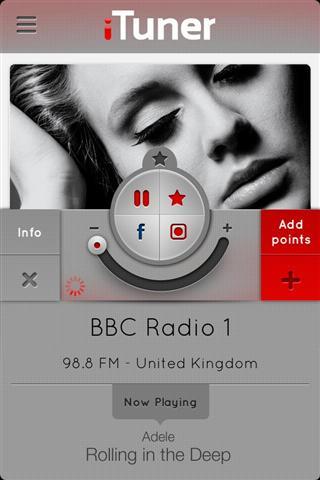 【免費媒體與影片App】无线电现场直播-APP點子