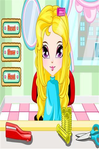 神美发 Divine Hair Salon|玩遊戲App免費|玩APPs