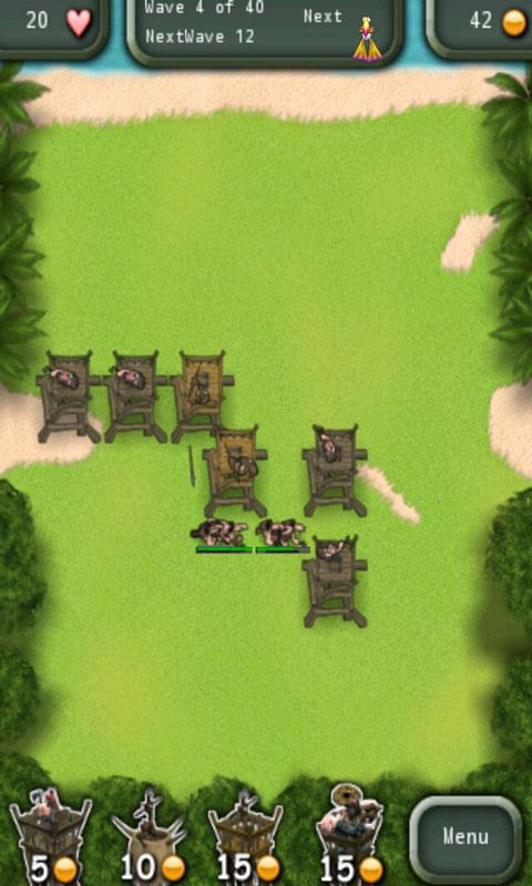 部落保卫战