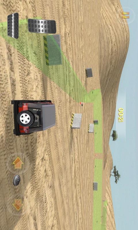 越野驾驶3D
