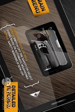 真实武器模拟器 Weaphones: Firearms Simulator-应用截图