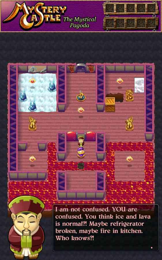 神秘城堡4-应用截图
