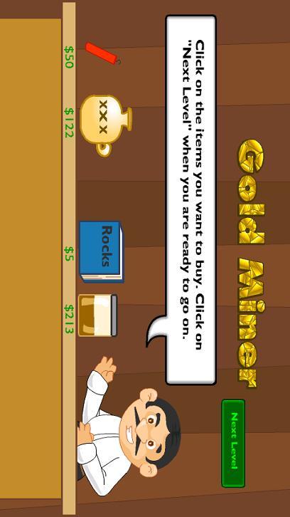 黄金矿工-应用截图
