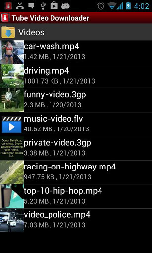 玩免費媒體與影片APP|下載Tube Video Downloader app不用錢|硬是要APP