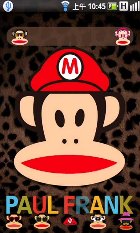 超级大嘴猴-应用截图