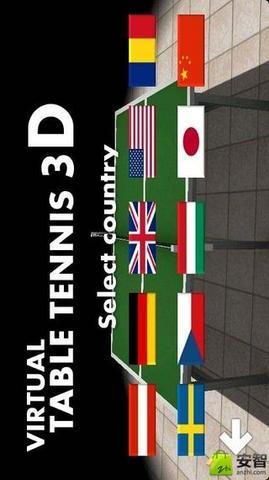 3D乒乓球-应用截图
