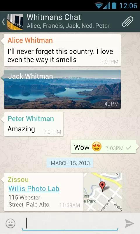 玩社交App WhatsApp免費 APP試玩