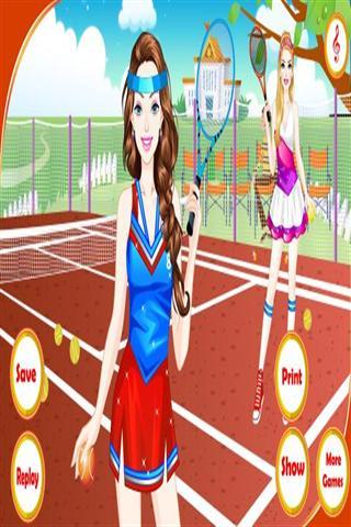 玩體育競技App 巴比和艾莉 Barbie and Ellie Tennis Prep免費 APP試玩
