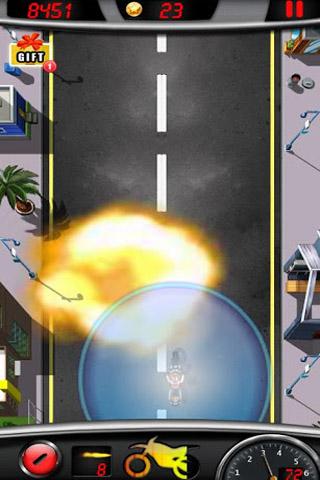 小型摩托车 賽車遊戲 App-癮科技App