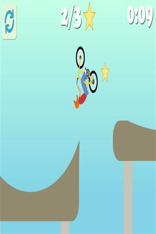 小轮车爬坡|玩賽車遊戲App免費|玩APPs
