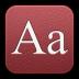 DictionaryOfUniversity LOGO-APP點子