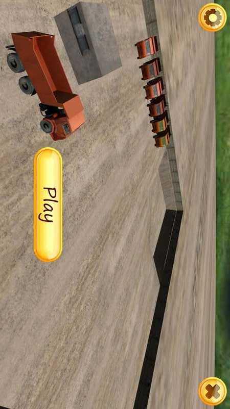 【免費賽車遊戲App】Truck Parking 3D-APP點子