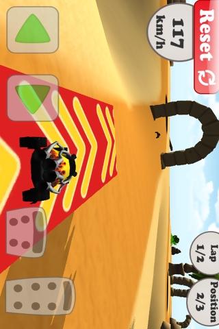 玩免費體育競技APP|下載越野车拉力赛3D app不用錢|硬是要APP