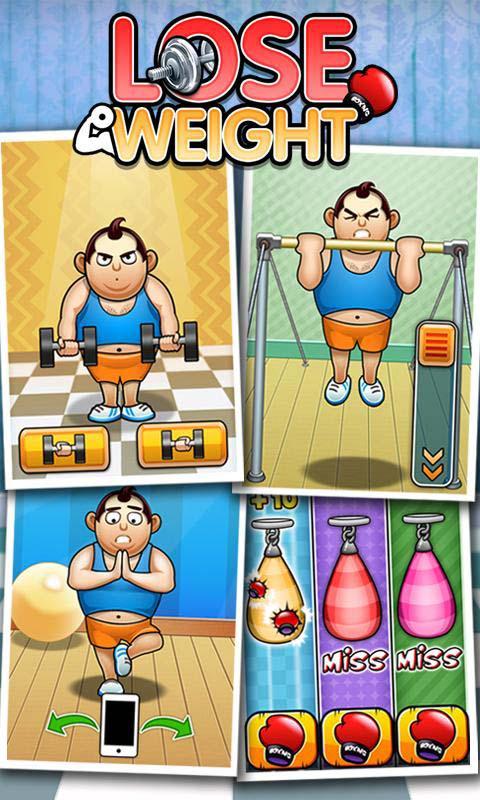 小胖减肥记|玩體育競技App免費|玩APPs