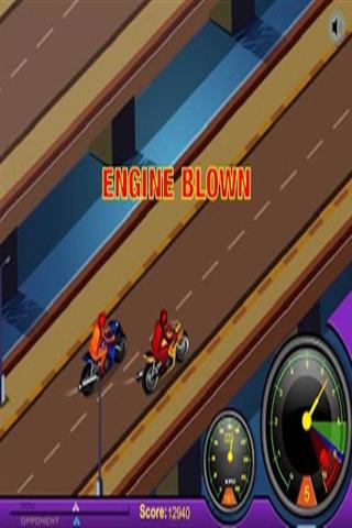 快速摩托车 Speedy Biker