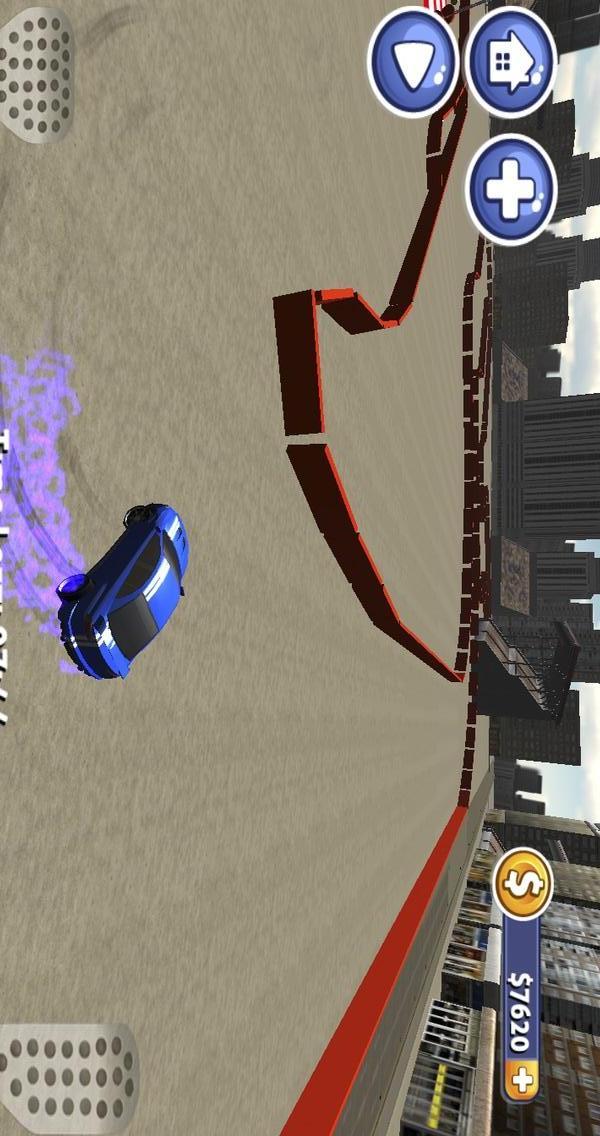 逼真漂移3D赛车