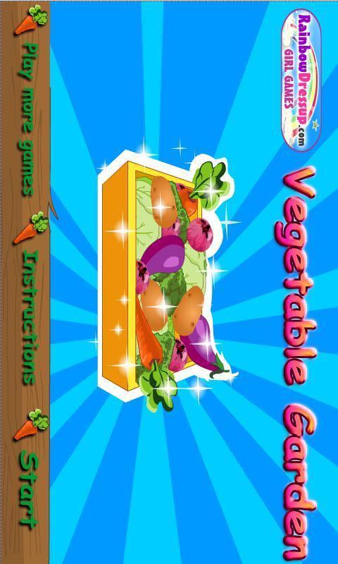 农园种植蔬菜