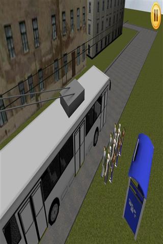 电车模拟器3D