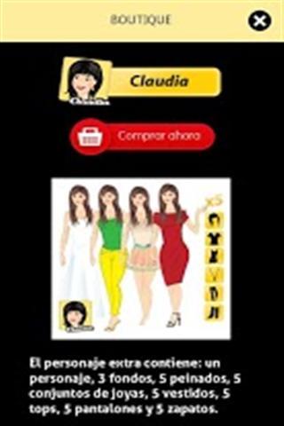 换装游戏 Juego de Vestir|玩棋類遊戲App免費|玩APPs